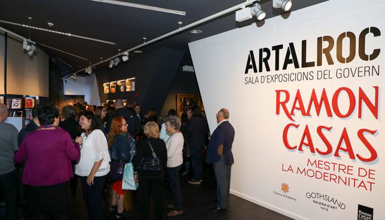 Exposició Ramon Casas Artalroc