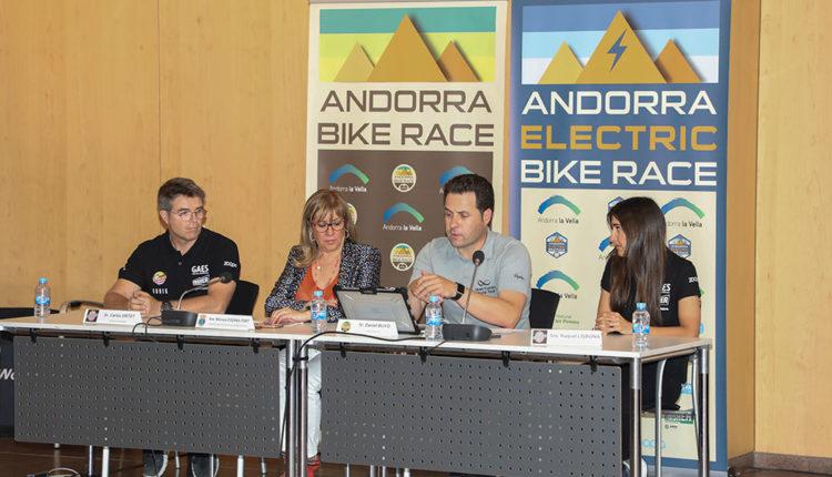 Presentació Andorra Bike Race 2019