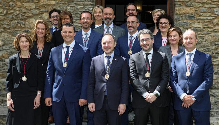 Nova representació del Govern d'Andorra 2019