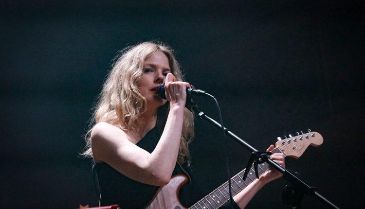 Christina Rosenvinge en concert a Andorra