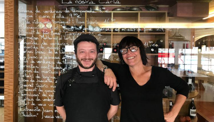 Equip de Cuiners del Restaurant Gustus