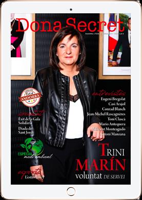Dona Secret 50 - Trini Marín - Maig 2019