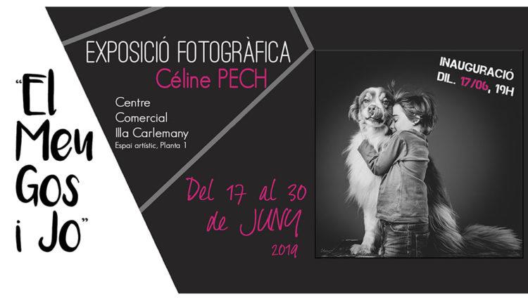 Céline Pech - Exposició El Meu Gos i Jo
