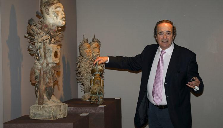 Ramon Abad exposa Art Africà al CAEE