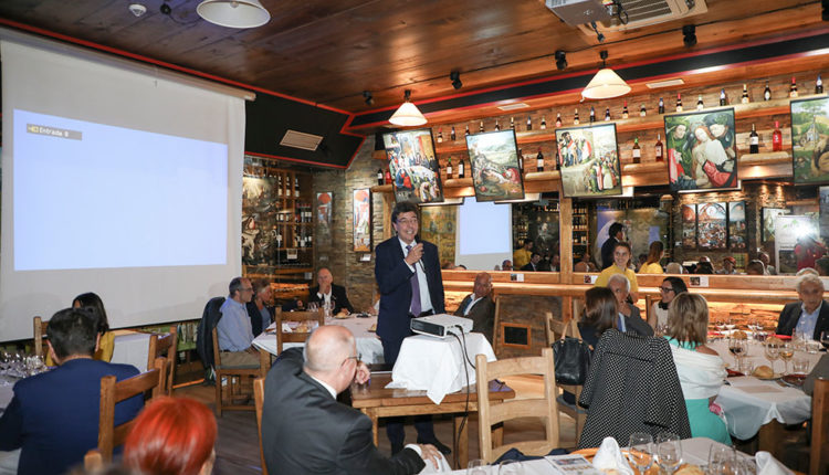Jaume Sabater del Rotary Club Andorra