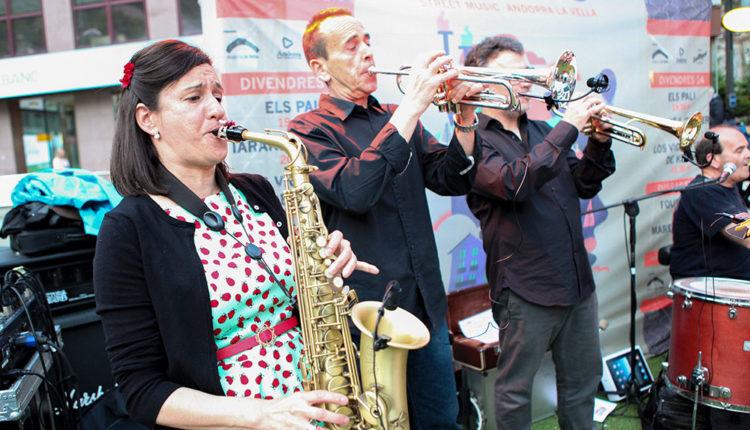 Agrupació Musical al Jambo Street Music