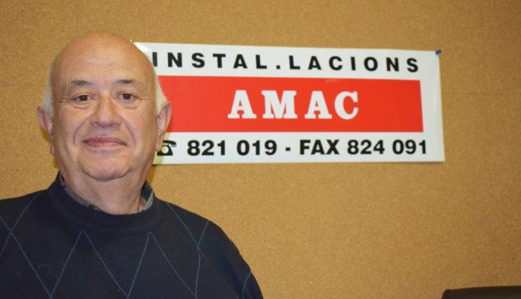 Instal·lacions Amac Antoni Manzana