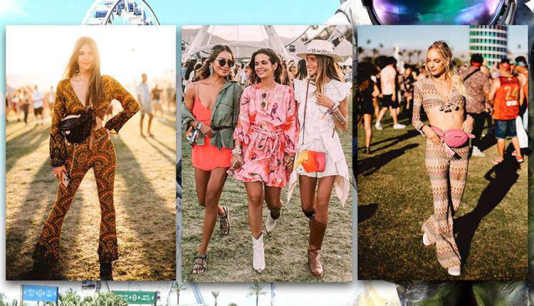 Noies amb estil al Coachella 2019