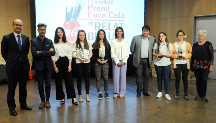 Guanyadores 12è premi Coca-Cola