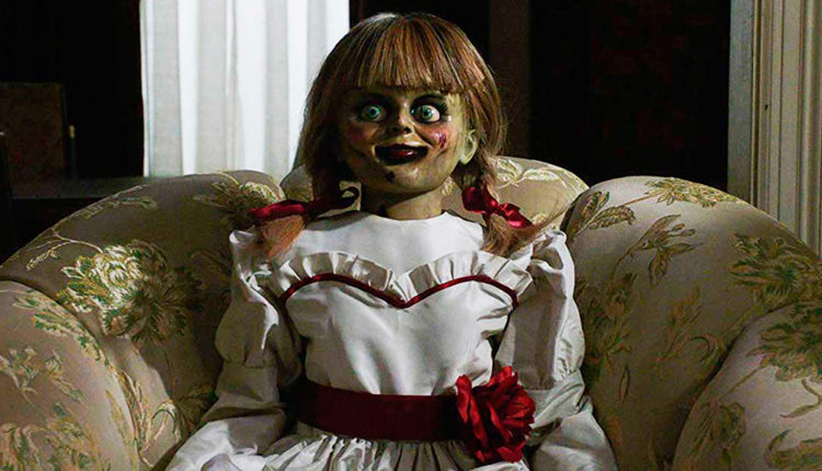 Annabelle Comes Home a cinemes illa