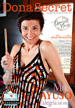 Revista Dona Secret 49 - Abril 2019 - Meri Ayuso