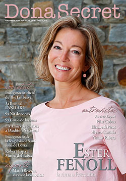Revista Dona Secret 52 - Juliol 2019 - Ester Fenoll