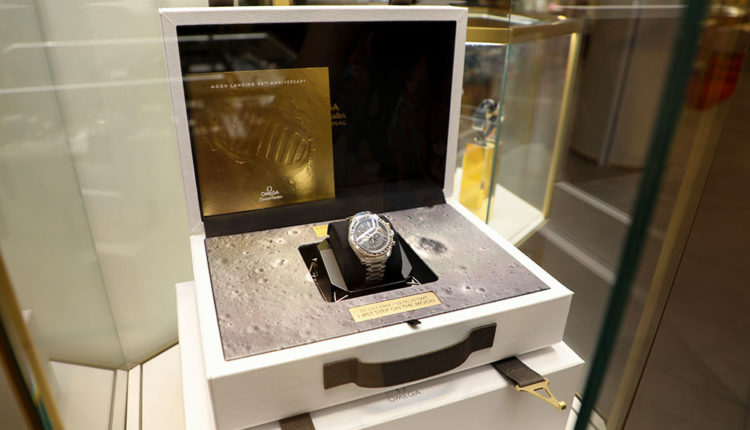 Rellotge Omega a The Embassy Store