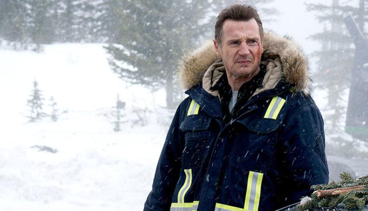 Liam Neeson Venganza Bajo Cero