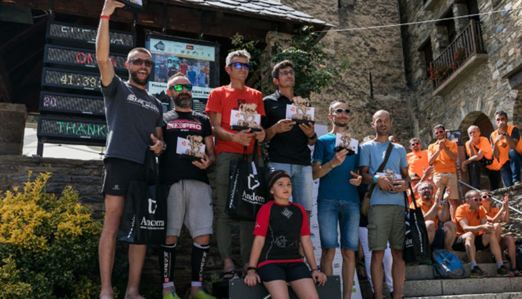 Podi Andorra Ultra Trail Vallnord