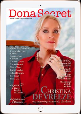 Revista Dona Secret 51: Christina De Vreeze - Juny 2019