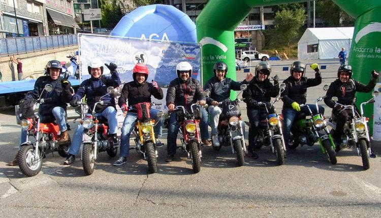 Rider 468 Andorra