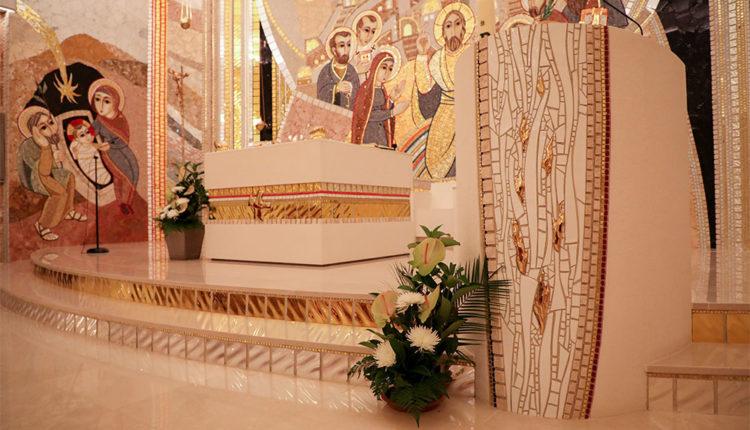 Ambó Església Sant Julià i Sant Germà