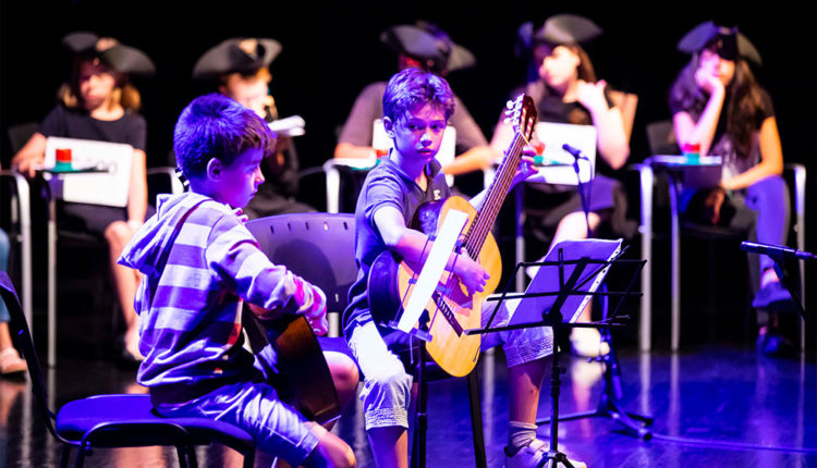 Concert final de curs de l'Institut de Música d'Andorra