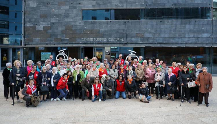 Dia de la Gent Gran amb la Creu Roja Andorrana