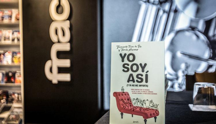 Presentació del llibre de Tomás Navarro a la FNAC