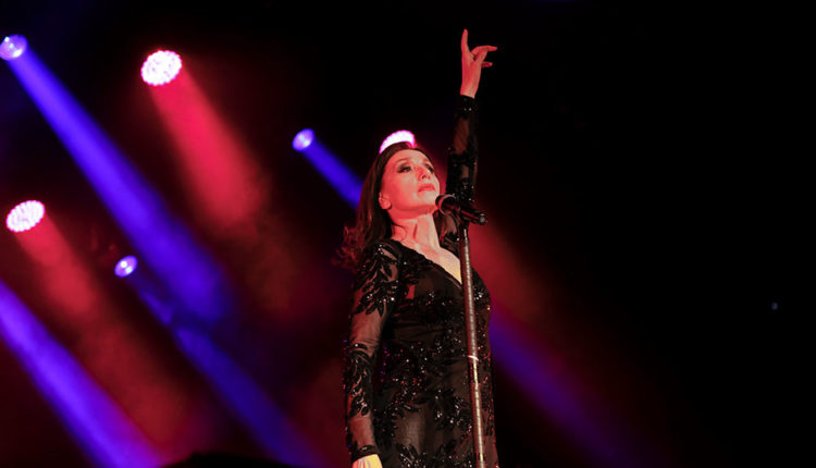 Luz Casal en Concert a Andorra