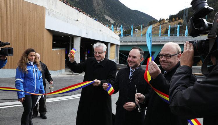 Inauguració Plataforma de Soldeu Grandvalira