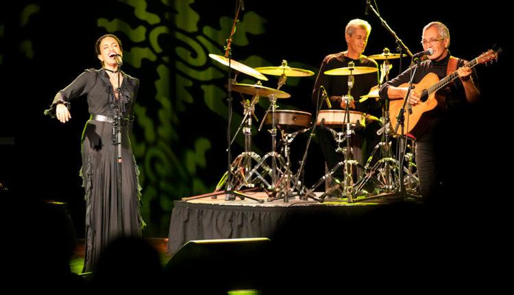 Noa en concert a Andorra la Vella