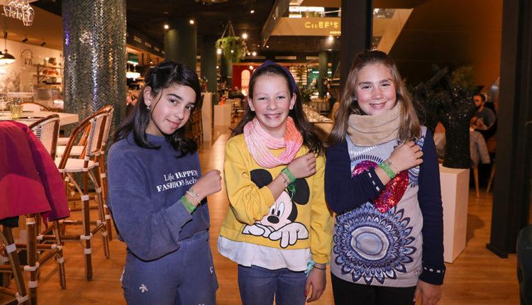Taller de polseres de The Embassy a l'Andorra Shopping Festival