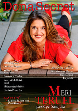 Revista Dona Secret 53 - Agost 2019 - Meri Teruel