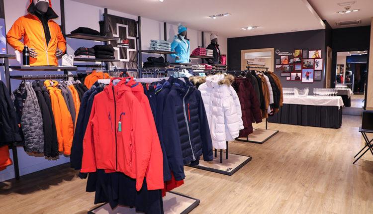 Nova botiga Helly Hansen