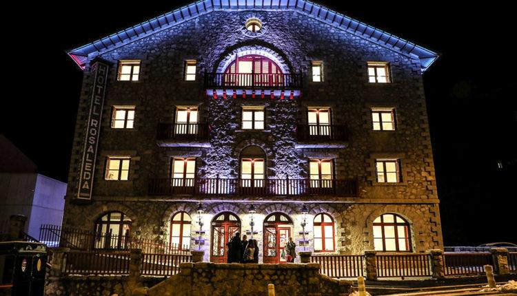 Hotel Rosaleda a Encamp