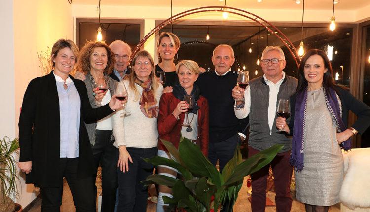 Celebració del Beaujolais nouveau