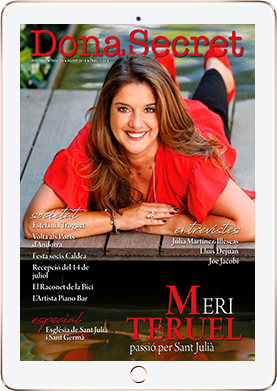 Revista Dona Secret 53 - Meri Teruel - Agost 2019