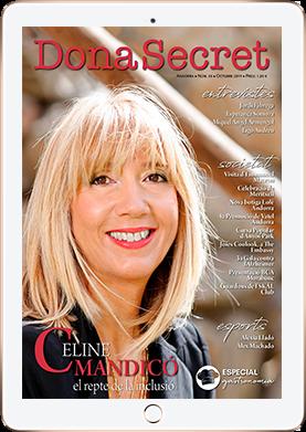 Revista Dona Secret 55 - Celine Mandicó - Octubre 2019