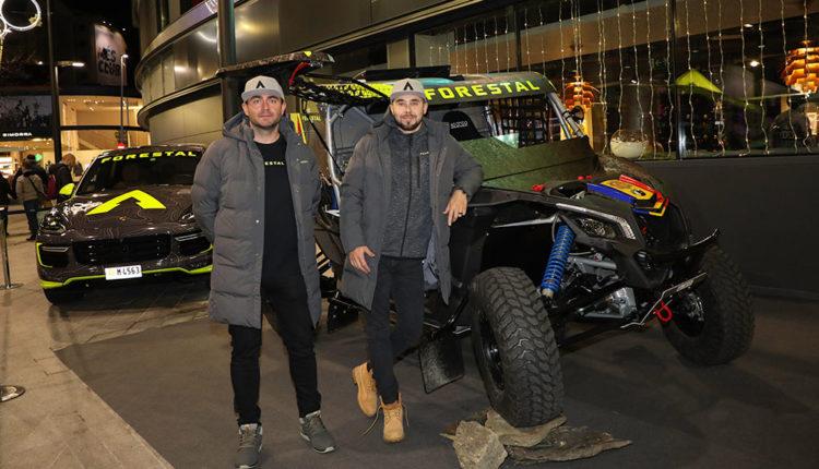 Equip Forestal Motorsports