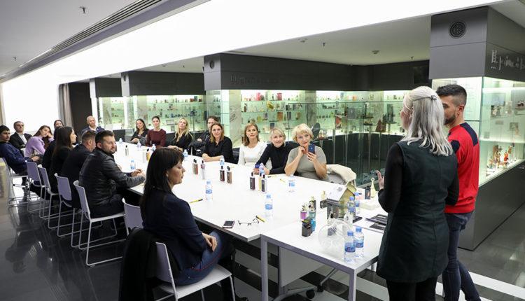 Presentació de dones empresàries al Centre Júlia