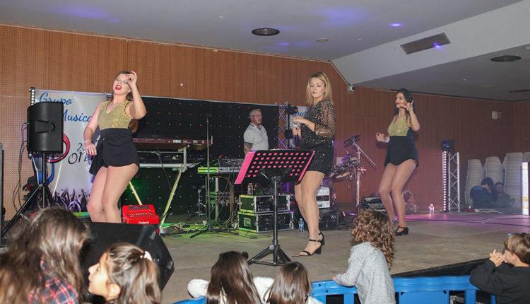 Patrízia Klein en concert