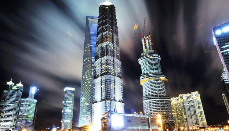 Edificis a la Xina