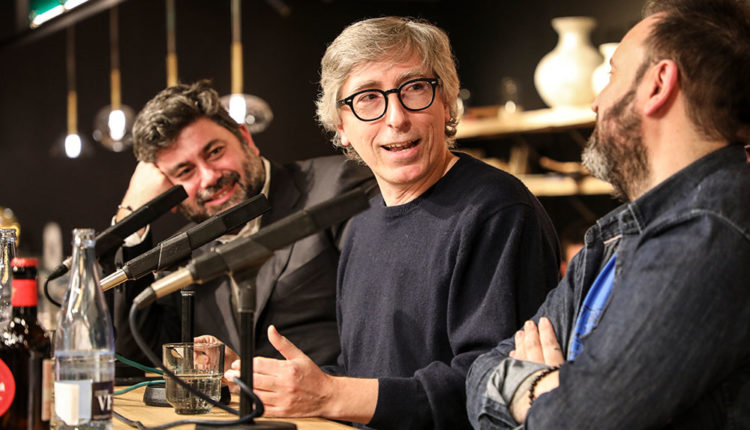 David Trueba al The Embassy Talks