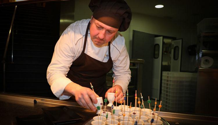Pablo Rumbolo d'Àliga Restaurant