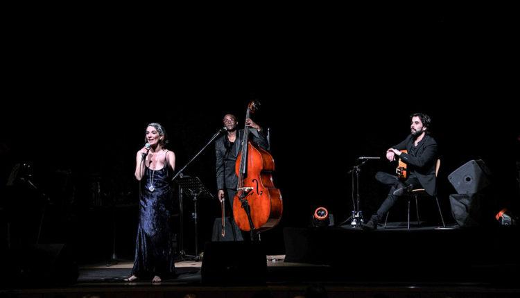 Concert de Dulce Pontes a Andorra
