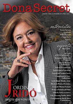 Revista Dona Secret 56 - Novembre 2019 - Jordina Ridó