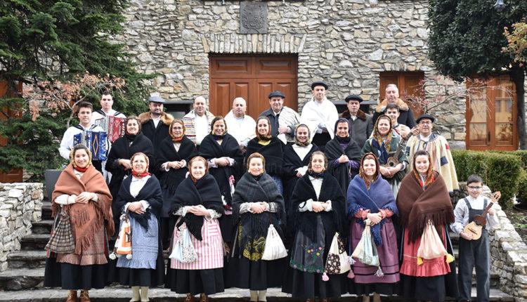 Janeiras del Grupo de Folklore Casa de Portugal