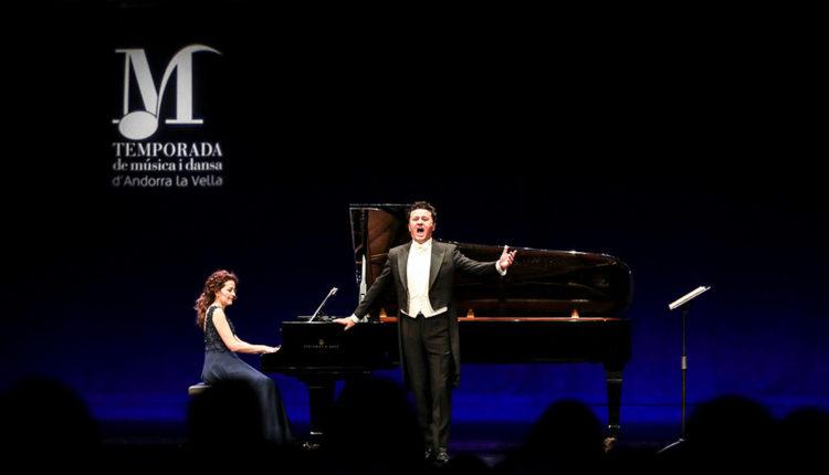 Concert de Piotr Beczala a Andorra la Vella