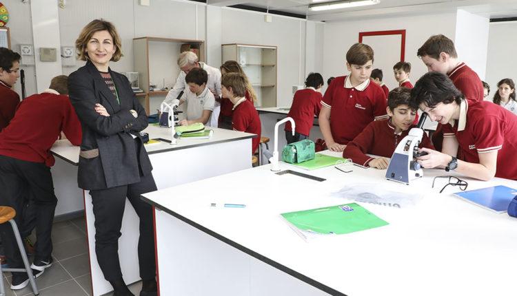 Clara Pintat directora i cap de formació Agora International School Andorra