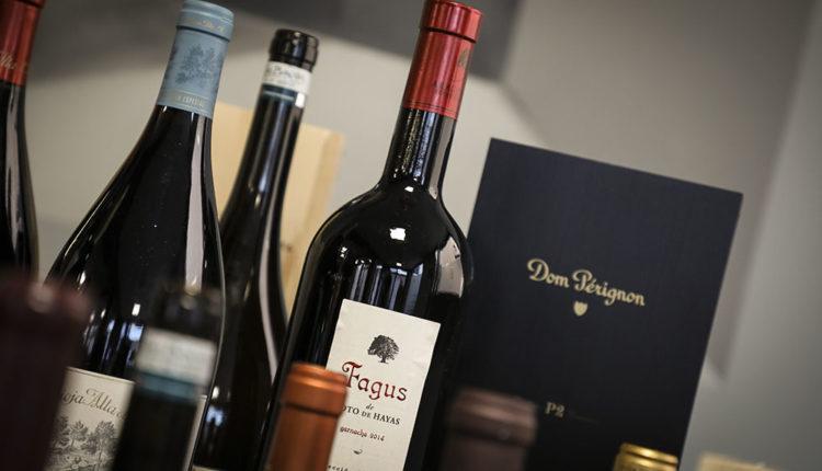 Referències de vi del Veni Vidi Vici