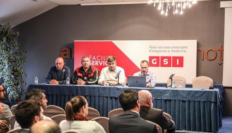 Jornada de Seguretat amb GSI Seguretat