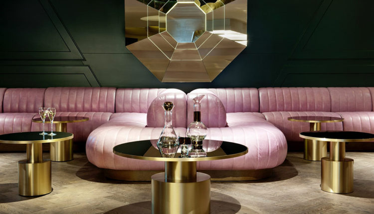 Estil Coal Office de Tom Dixon