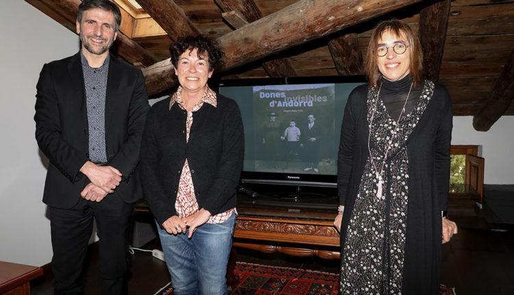 Presentació de l'estudi 'Dones Invisibles d'Andorra'